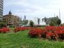 Естественно, что площадь реконструировалась. Последняя масштабная реконструкция была объявлена в 1950 году, конкурс выиграл Alberto Figuerola и в 1959 ...