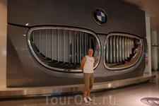 Аэропорт в Мюнхене. Где  BMW там и Сережа)))