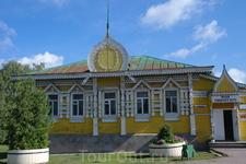 Музей городского быта.
