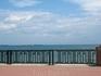 Черное море, набережная Феодосии