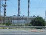 пляж с потрясающим видом на рядом расположенную ТЭЦ с выходящей в море (на территорию пляжа отеля ) трубой ещё более подтверждал категорию отеля 5*.
