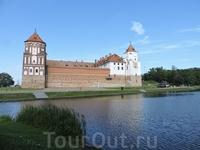 Замок Ильиничей.
