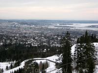 Прощальный взгляд на Осло.