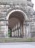 Вот такая красивая арка рядом с крематорием