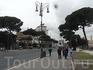 около колонны Траяна (Colonna Traiana) 2