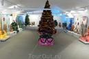 Новогодняя елка в палатах Александровской слободы.