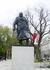 На Площади Парламентариев - памятники выдающимся парламентариям мира. Уинстон Черчиль.