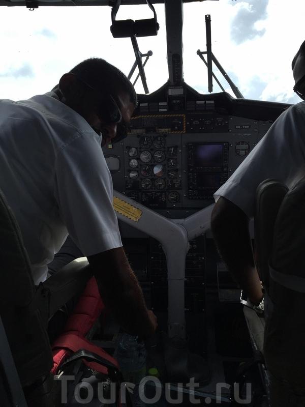 Пилоты самолета. Готовимся к вылету