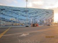 """Олимпийский парк. Ледовый дворец """"Айсберг"""""""