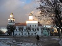Спасо-Вознесенский женский монастырь. Общий вид.
