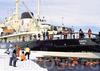 Фотография Арктический ледокол Сампо