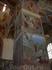 Троицкий собор. Здесь сохранилась настенная роспись XVII века.