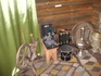 Медовые водопады; декоративное карачаевское подворье; утварь