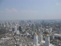 Фото с самого высокого здания Бангкока