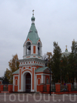 Православная церковь св. Петра и Павла.