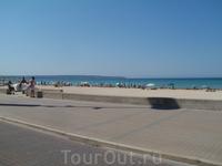 пляж  Кан Пастилья 3