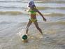 Азовское море - рай для детей