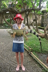 Бали/ парк рептилий