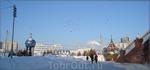на территории Храма Св. новомучеников и исповедников Российских