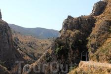 Тоннель в горах