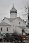 Большая Московская улица. Церковь Святого Дмитрия Солунского. 1462 год.