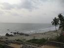 Пляж Вагатор. Вид со смотровой площадки.