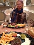 Ужин в Каннах У Фредди