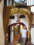Музей Сальвадора Дали. Вход в один из залов