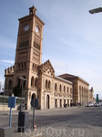 Толедо. Железнодорожный вокзал