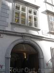 будинок  в якому жив Моцарт