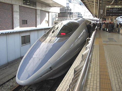 В Японии существуют вагоны