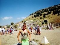 Столица восточной римской империи. Эфес