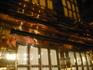 Лифт Гитлера.Вместимость 20 человек.Латунь,зеркала,свет,телефон(у Адольфа была клаустрофобия),за 41 секунду поднялись на 124 метра.