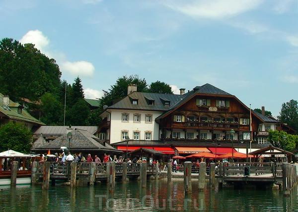 Шёнау-ам-Кёнигсзе (нем. Schönau am Königssee)