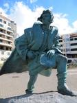 На окраине столицы установлен еще один памятник Ж.Г.Зарку