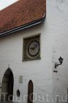 Церковь Святого Духа со своими старинными часами