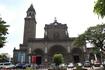 Манильский собор. Чудом сохранившийся во время бомбежек католический храм.