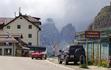 Перевал Pordoi pass 2239 m