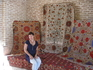 знаменитые сюзане.В приданом узбекской или таджикской невесты обязательно есть сюзане (сузана, сузани) - вышитое особым образом декоративное панно. Искусство ...