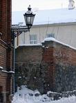 На улицах зимнего Тарту.