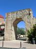 Puerta de Bejanque - ворота от крепостной стены, которые датируются XIV веком, единственные уцелевшие до наших времен.
