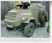 Chevrolet C15TA Field Artillery Tractor. В 1943 году General Motors of Canada разработала проект бронированного бронетранспортёра, который базировался ...