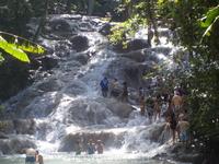 1500 шагов по водопаду