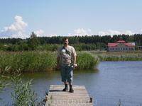 Этот участок водной заводи является прибрежной сетью озер Ботнического залива