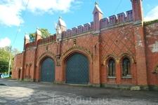 Калиниград Фридландские ворота