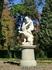 Хотя в парке много монументальных скульптур, типа памятника Рамону де Кампоамору, в парке сохранились первые скульптуры начала XVII века. На Paseo de Coches ...