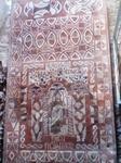 Мозаика в музее крепости