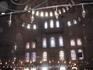 центральный купол Голубой мечети