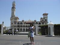 Александрия. Президентский дворец