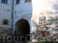 Комендантский дом Выборгского замка...